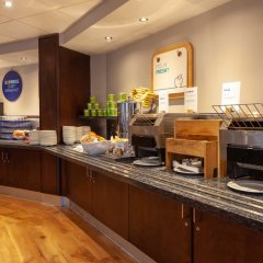 Отель Holiday Inn Express Glasgow Theatreland питание фото 3