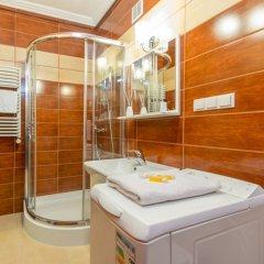 Отель P&O Apartments Freta 2 Польша, Варшава - отзывы, цены и фото номеров - забронировать отель P&O Apartments Freta 2 онлайн ванная фото 2