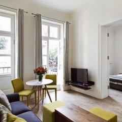 Отель Galatasaray Flats Стамбул комната для гостей фото 4