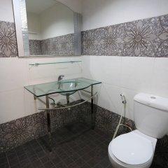 Отель The Siam Guest House ванная