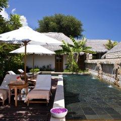 Отель Sheraton Maldives Full Moon Resort & Spa Мальдивы, Остров Фуранафуши - отзывы, цены и фото номеров - забронировать отель Sheraton Maldives Full Moon Resort & Spa онлайн бассейн