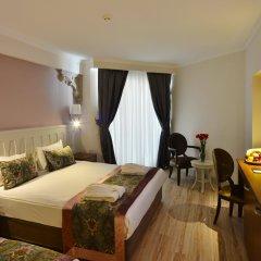 Side Crown Serenity – Всё включено Турция, Чолакли - отзывы, цены и фото номеров - забронировать отель Side Crown Serenity – Всё включено онлайн комната для гостей