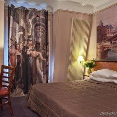 Hotel Murat Париж комната для гостей фото 3