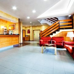 Hotel Alcarria интерьер отеля