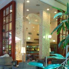 Отель Athens Cypria Hotel Греция, Афины - 2 отзыва об отеле, цены и фото номеров - забронировать отель Athens Cypria Hotel онлайн интерьер отеля фото 3