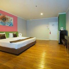 Отель Metro Resort Pratunam Бангкок комната для гостей фото 3