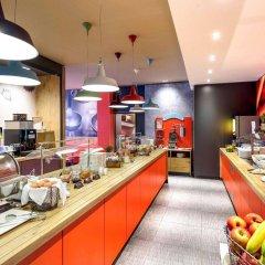 Отель ibis Nuernberg City am Plaerrer питание фото 2