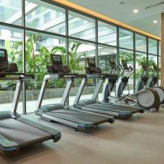 Holiday Inn Hotel And Suites Saigon Airport фитнесс-зал фото 3