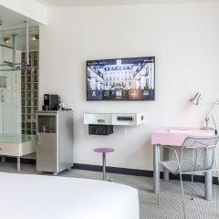 Kube Hotel Ice Bar удобства в номере
