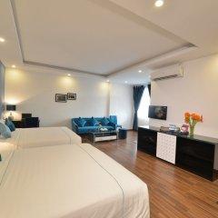 Отель TTC Hotel Premium Hoi An Вьетнам, Хойан - отзывы, цены и фото номеров - забронировать отель TTC Hotel Premium Hoi An онлайн комната для гостей фото 4