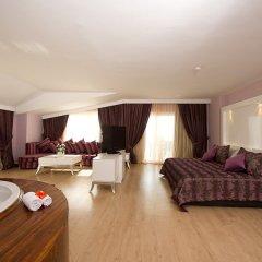 Отель Roma Beach Resort & Spa Сиде комната для гостей фото 2