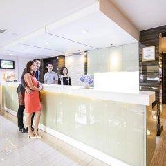 Отель Aspen Suites Бангкок интерьер отеля фото 2