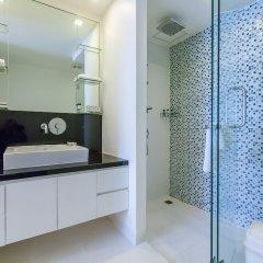 Отель Oakwood Residence Sukhumvit 24, Bangkok ванная фото 2