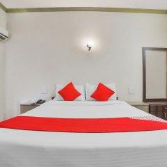 Отель OYO 22417 Pleasure Inn Гоа сейф в номере