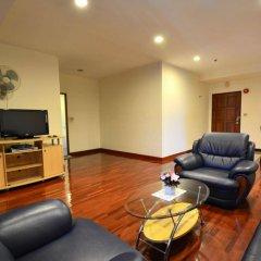 Апартаменты Piyavan Tower Serviced Apartment развлечения