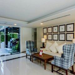 Отель NIDA Rooms Luxury Chalong Pier комната для гостей фото 2