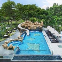 Отель Amari Residences Pattaya бассейн
