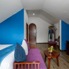 Отель Five Rose Villas комната для гостей фото 2