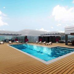 Отель Hyatt Place Tegucigalpa Гондурас, Тегусигальпа - отзывы, цены и фото номеров - забронировать отель Hyatt Place Tegucigalpa онлайн бассейн фото 3