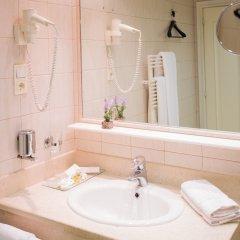 Отель Diplomat Hotel & SPA Албания, Тирана - отзывы, цены и фото номеров - забронировать отель Diplomat Hotel & SPA онлайн ванная