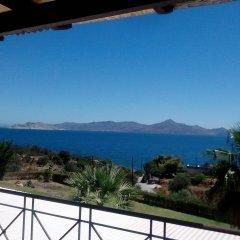 Отель Cavo Petra Греция, Метана - отзывы, цены и фото номеров - забронировать отель Cavo Petra онлайн балкон