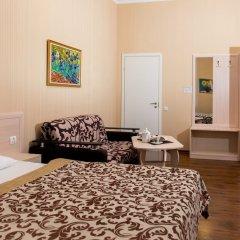 Гостиница Грифон комната для гостей фото 19