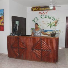 Hotel El Caucho интерьер отеля