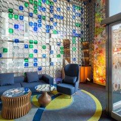 Отель Room Mate Oscar Испания, Мадрид - отзывы, цены и фото номеров - забронировать отель Room Mate Oscar онлайн интерьер отеля фото 3