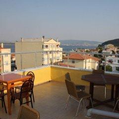 Ejder Турция, Эджеабат - отзывы, цены и фото номеров - забронировать отель Ejder онлайн балкон