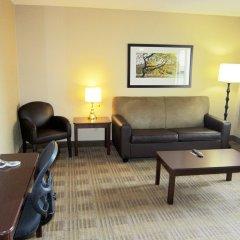 Отель Extended Stay America Suites Tacoma South США, Такома - отзывы, цены и фото номеров - забронировать отель Extended Stay America Suites Tacoma South онлайн комната для гостей