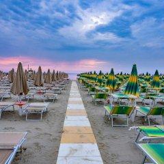 Hotel Ras Гаттео-а-Маре пляж