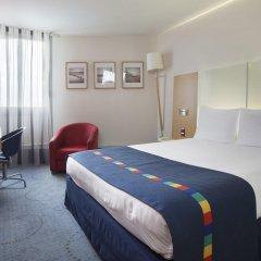 Park Inn by Radisson Nice Airport Hotel комната для гостей