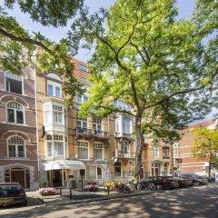 Отель Bilderberg Jan Luyken Amsterdam Амстердам парковка