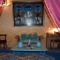 Отель Riad Marlinea удобства в номере