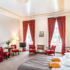 Hotel Leonardo Prague комната для гостей фото 3