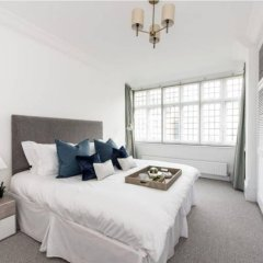 Отель 3 Bedroom House in Hampstead Village Sleeps 6 комната для гостей фото 2