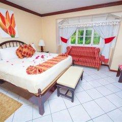 Отель Franklyn D. Resort & Spa All Inclusive Ямайка, Ранавей-Бей - отзывы, цены и фото номеров - забронировать отель Franklyn D. Resort & Spa All Inclusive онлайн комната для гостей фото 5