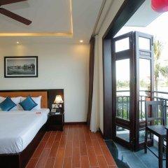 Pearl River Hoi An Hotel & Spa балкон