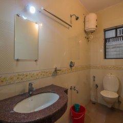 Отель OYO 11347 Home Peacefull 2BHK Panjim Гоа ванная