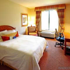 Отель Hilton Garden Inn Los Angeles Montebello Монтебелло комната для гостей фото 2