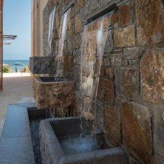 High Beach Hotel ванная