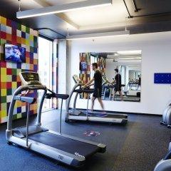 Alt Hotel Winnipeg фитнесс-зал фото 4
