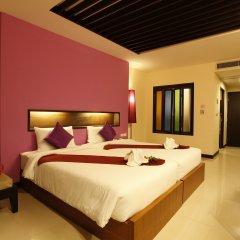 Отель Phuvaree Resort Пхукет комната для гостей
