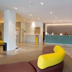 Отель Prestige Goya Park Испания, Курорт Росес - отзывы, цены и фото номеров - забронировать отель Prestige Goya Park онлайн интерьер отеля