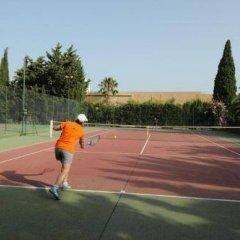 Отель Mediterranee Thalasso-Golf Хаммамет спортивное сооружение