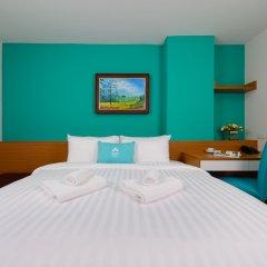 Отель SiRi Ratchada Bangkok Таиланд, Бангкок - отзывы, цены и фото номеров - забронировать отель SiRi Ratchada Bangkok онлайн комната для гостей фото 3