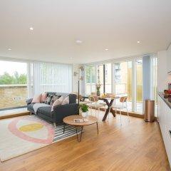 Апартаменты Moonside - Stunning Angel Apartments Лондон в номере фото 2