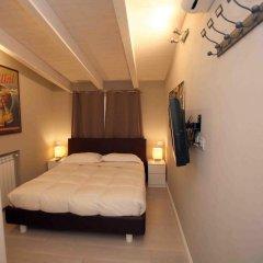 Отель La casa di Mango e Pistacchio сейф в номере
