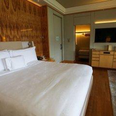 Отель The Ritz-Carlton, Millenia Singapore комната для гостей