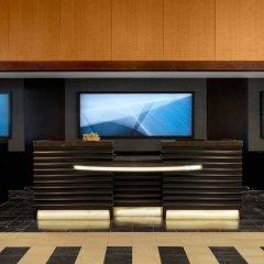 Отель Crystal Gateway Marriott сауна